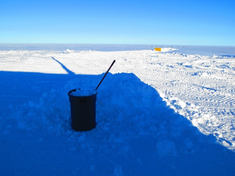 Bucket of Snow