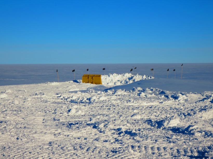 Snow Mine