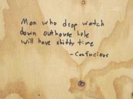 Confucious Say