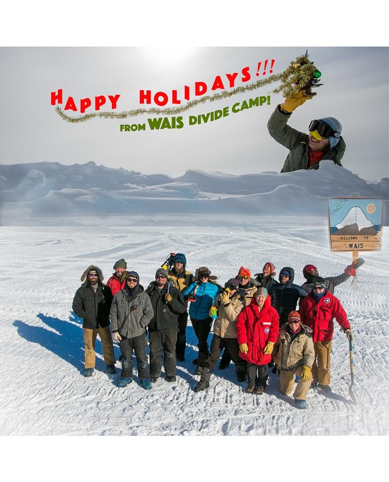 Wais Holiday Card